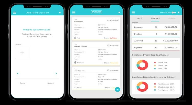 Business Expense Tracker App